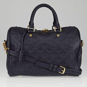 Louis Vuitton Empreinte Monogram Speedy 30